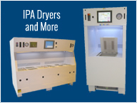 IPA Dryers and More