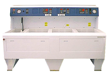 acid-base semiconductor wet bench