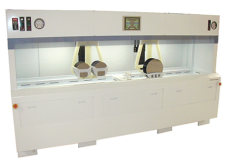 semi-automated semiconductor wet bench one