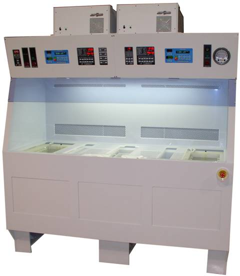 Fully Automated Semiconductor Wet Bench